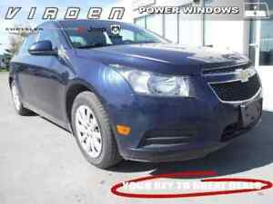 2011 Chevrolet Cruze LT Turbo **CRUISE CONTROL!! LOCALLY OWNED!!