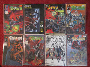Mint/Perfect Spawn Collection/Spiderman