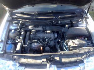 MK4 VW Jetta/Golf TDI 1.9L diesel engines and turdo