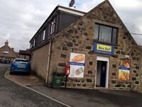 Large shop in Daviot (outside Inverurie) for lease