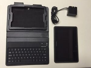 16GB Blackberry Playbook with keyboard/case