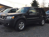 2007 Ford Escape XLT V6 AWD