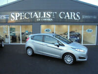 Ford Fiesta 1.5tdci ( 95ps ) ECOnetic ( s/s ) 2013.25MY Style
