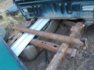 Going to part out a 2001 ford f-150 4x4 automatic v-8