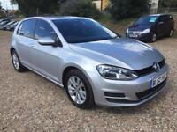2013 Volkswagen Golf 1.6 TDI SE Hatchback 5dr Diesel DSG (start/stop) (102