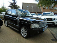 2005 Land Rover Range Rover 4.2 V8 Auto Supercharged Vogue SE ( 83000 Miles )