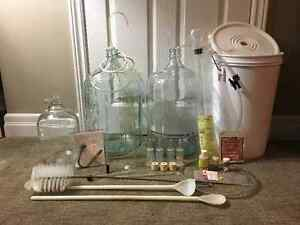 Home Brewing Wine Making Equipment