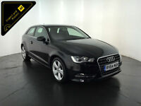 2014 64 AUDI A3 SPORT TDI 3 DOOR HATCHBACK 1 OWNER AUDI SERVICE HISTORY FINANCE