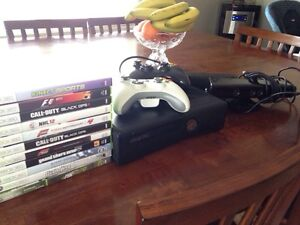 Xbox 360, Kinect + 11 games