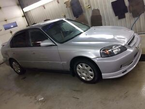 2000 Honda Civic 4dr