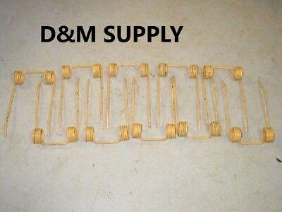10 Pack New Holland Baler Teeth Super 77 80 87 98 Tines