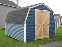 new 10X10 shed
