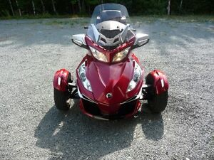 For Sale:  2015 Can Am Spyder