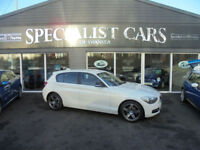 BMW 114 1.6 ( 102bhp ) i ( s/s ) Sports Hatch 2013MY I Sport