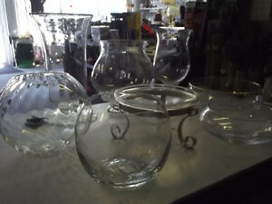 ASSORTED GLASSWARE PERFECT FOR WEDDING/SHOWER CANDY BUFFET Windsor Region Ontario image 5