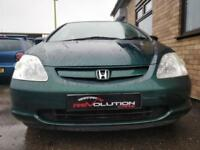 2003 HONDA CIVIC SPORT SE AUTO HATCHBACK PETROL