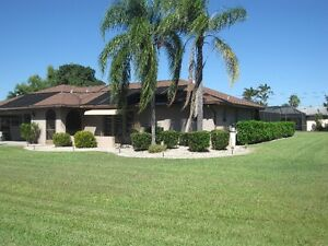 Canadian Pricing Special for Cape Coral Florida Pool Home