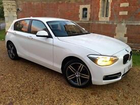 BMW 116 1.6 ( 136bhp ) ( s/s ) Sports Hatch 2013MY i Sport