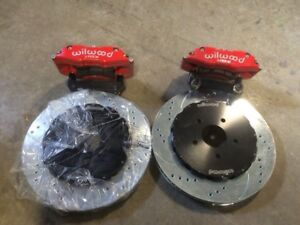 Muscle car brakes
