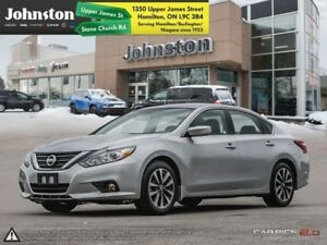 2017 Nissan Altima 2.5 SV  Blind Spot BkUpCamera Heated Seats/Wh