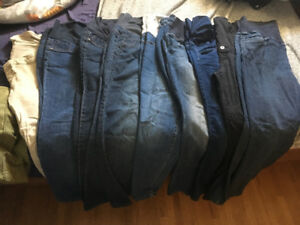 Maternity jeans and pants