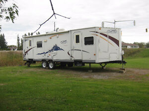 Beautiful travel trailer for sale