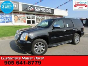 2013 GMC Yukon Denali  AWD NAV ROOF DUAL-DVDS P/GATE COOLED-SEAT