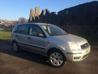 (54) Ford Fusion 1.4 ** 12 Month Mot **