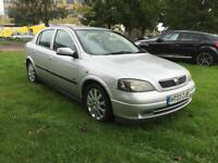 2003 Vauxhall/Opel Astra 1.6i SXi + New Cambelt, Full service and Long MOT