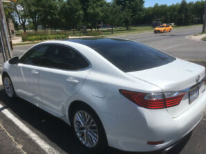 2013 Lexus ES350 Ultra Premium Package