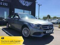 2015 Mercedes-Benz C-CLASS 2.1 C250 BLUETEC SE EXECUTIVE 4d 204 BHP Saloon Diese