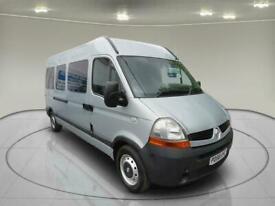 2008 Renault Master dCi LM35 Panel Van With Windows Diesel Manual