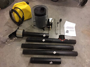 Diesel Heater Stove - Complete Kit for wall tent or cabin