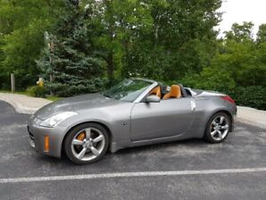 2007 Nissan 350Z Roadster Convertible