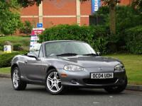 Mazda MX-5 1.8i Sport 2004 Convertible..HEATED LEATHER + 11 SERVICE STAMPS