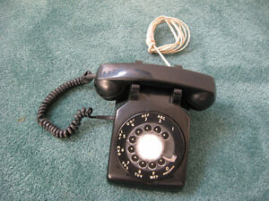 Vintage Dial Phone Telephone Nothern Electric Black West Island Greater Montréal image 1