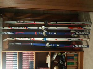 Used Cross Country Skis, Poles and Boots for CHEAP!