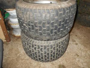 Craftsman 20 X 10 X 8 tires for garden tractor riding lawnmower
