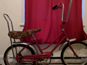 Bicyclette Old School -