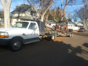 Free scrap vehicle removal