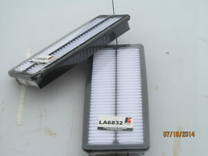 AIR FILTERS FOR HONDA 3.0 LITRE ENGINES 1/2 price one left