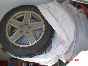 hankook all weather tires with rims