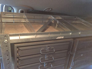 Stainless Steel Contractor's Van Shelving with brackets Kingston Kingston Area image 3
