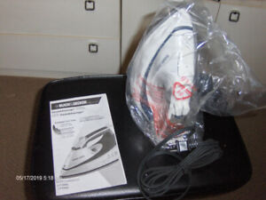 BLACK & DECKER STEAM ADVANTAGE IRON