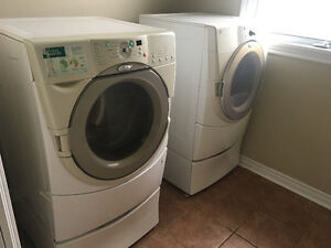 Whirlpool Duet washer/dryer set