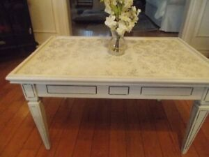 Restored Small Coffee Table-delivery available
