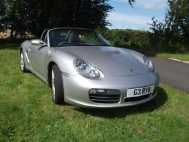 Porsche Boxster S 3.2 2005MY Amazing Condition Throughout, Ormskirk