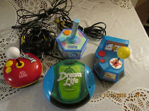 INTERACTIVE TV GAMES DREAM LIFE DISNEY PACK MAN BLUES CLUES Stratford Kitchener Area image 1