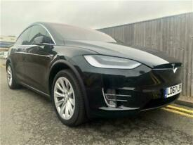 image for 2017 Tesla Model X 75D Auto 4WD 5dr ONLY 600 MILES FROM NEW + YES ONLY 600 MILES