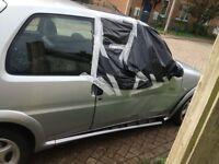 Peugeot 106 quicksilver spares